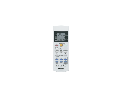 panasonic inverter remote control instructions