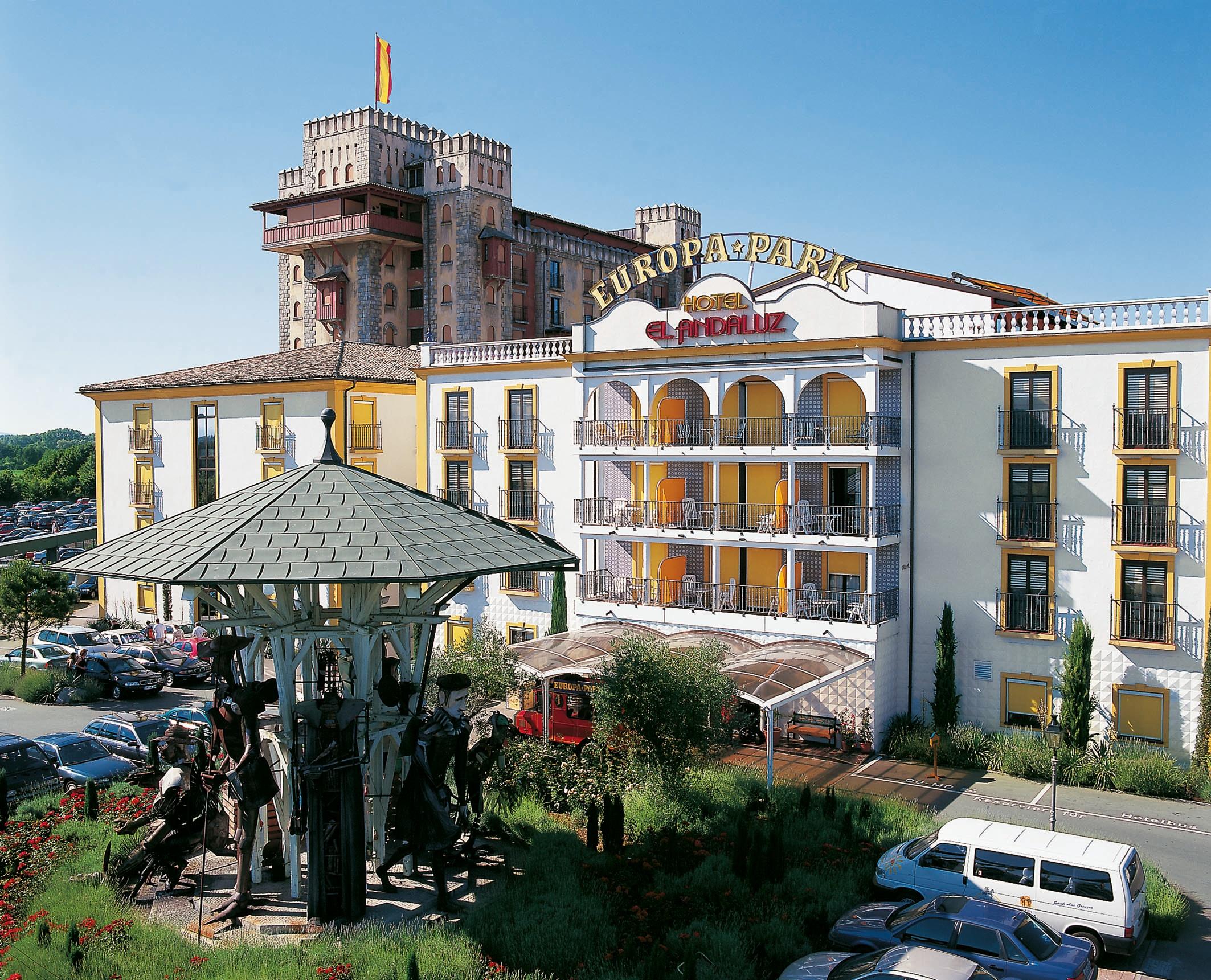 Europa Park Hotels Mit Neuer Klimatisierung Panasonic Heiz Und