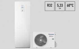 Aquarea J Generation med R32 skaber den mest effektive komfort til dato