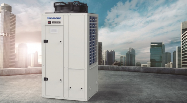 Panasonic introducerer ny ECOi-W Chiller-serie