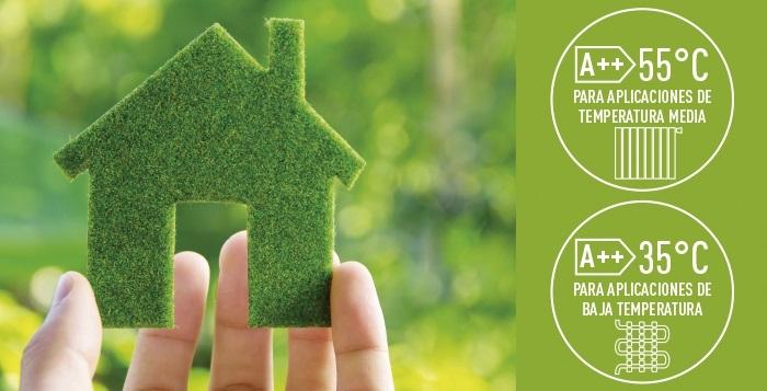 Los sistemas de calefacción eficiente son una de las soluciones para disminuir nuestra factura energética