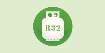 Infografía: Evolución y futuro de los refrigerantes