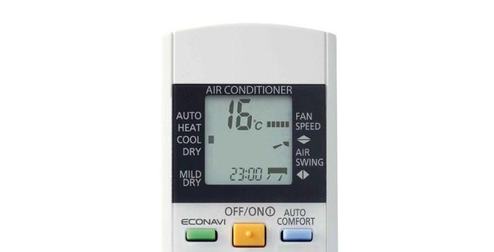 blog sabes el significado de los botones del mando de tu aire rh aircon panasonic eu Aires Acondicionados Panasonic Inverter aire acondicionado panasonic inverter econavi manual