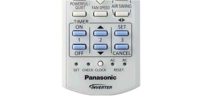 Significado de los botones del mando II Parte.