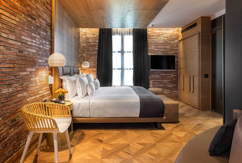 Hotel monument 5 gl barcelona panasonic calefacci n - Habitacion desocupada ...