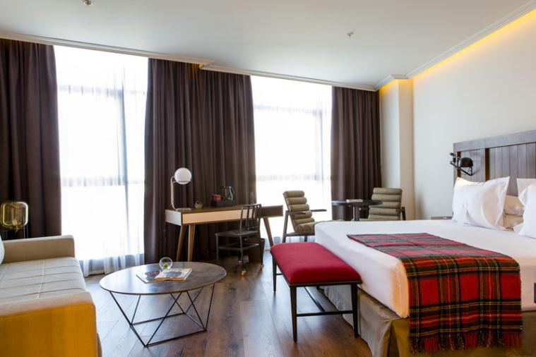 Hotel Atocha Panasonic Heating And Cooling Solutions