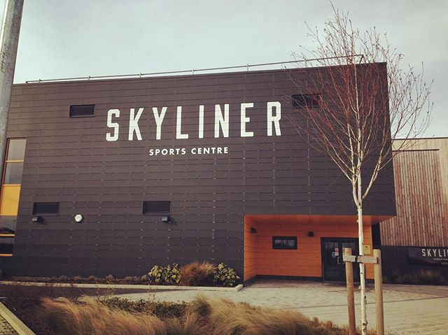 Panasonic Ghp Keeps Skyliner Sports Centre Cool