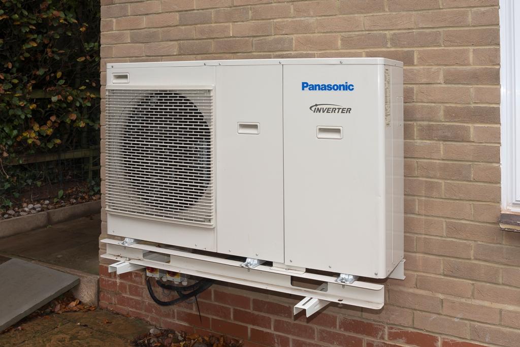 Family Home Warwickshire Panasonic Heating And Cooling
