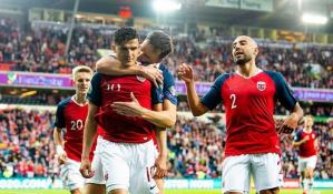 Panasonic Heating & Cooling signerer avtale med Norges Fotballforbund