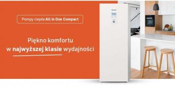 Czy Aquarea High Performance All in One Compact to najlepsza pompa ciepła powietrze woda?