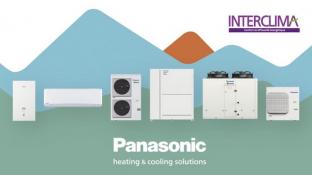 Här är nyheterna Panasonic lanserade på Interclima 2019
