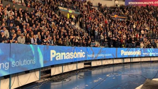 Panasonic Heating & Cooling tecknar samarbetsavtal med SHL-klubbar