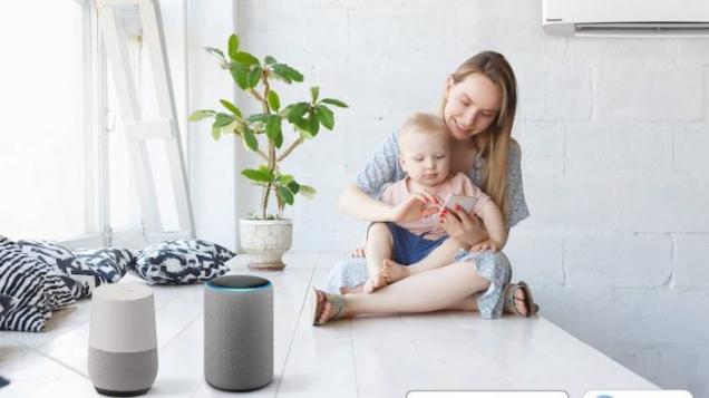 Panasonic lanserar svensk röststyrning för värmepumpar