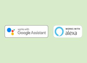 Google og Panasonic talestyring