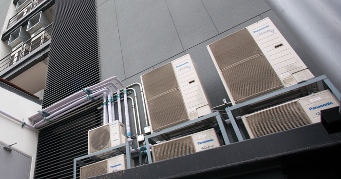 Areeya - Panasonic - heating and cooling systems