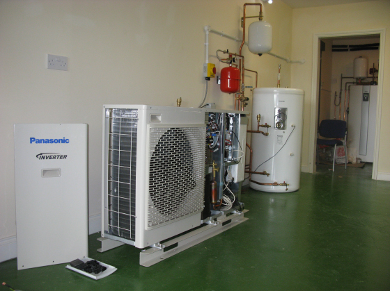 Petroc College Panasonic Heating And Cooling Systems