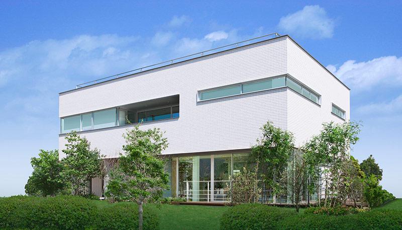 Smart Haus panasonic verwirklicht ein null emissionen haus panasonic heiz